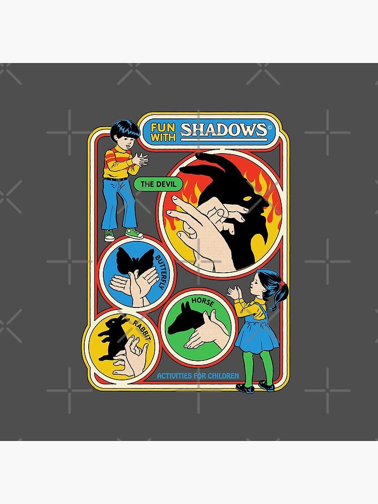 Fun With Shadows by stevenrhodes