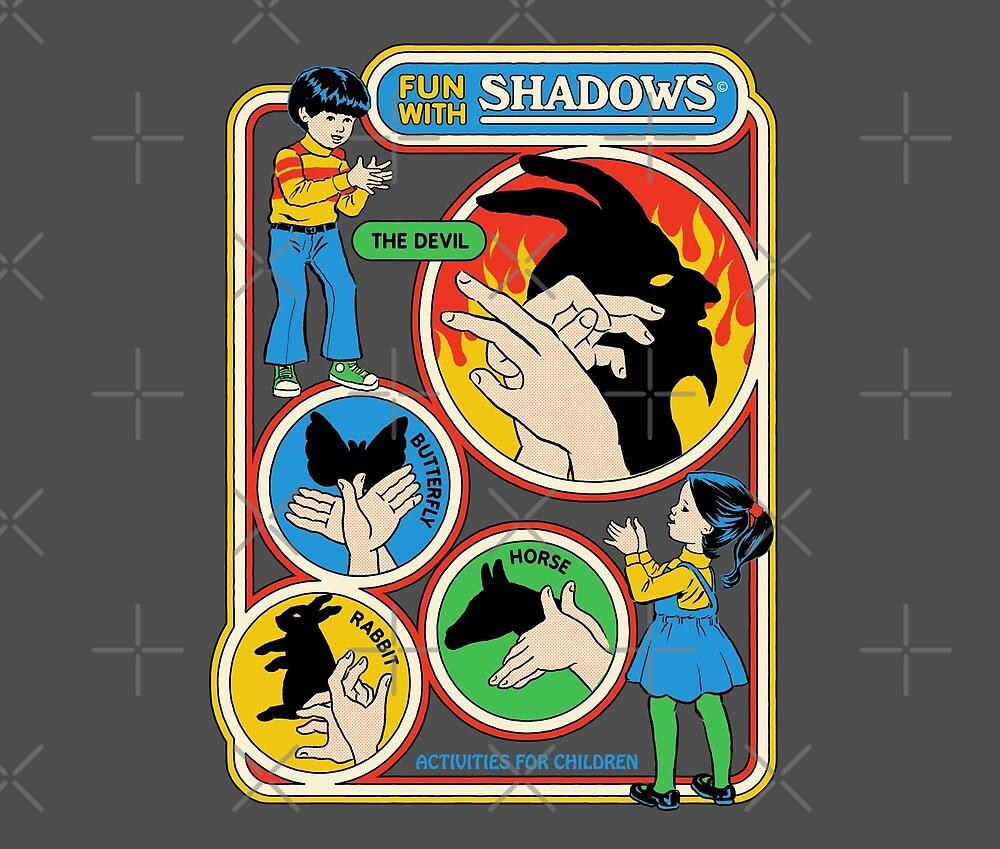 Spaß mit Schatten von Steven Rhodes