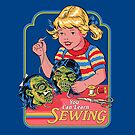 You Can Learn Sewing by Steven Rhodes