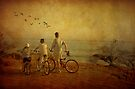 Family Ride by Nathalie Chaput