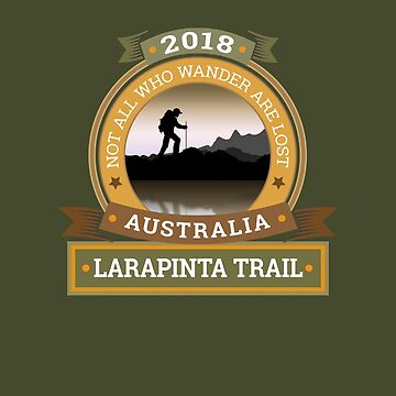 I Hiked The Larapinta Walking Track Trail In Australia by manbird