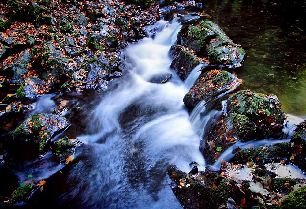 Gleno Falls (11) by SNAPPYDAVE