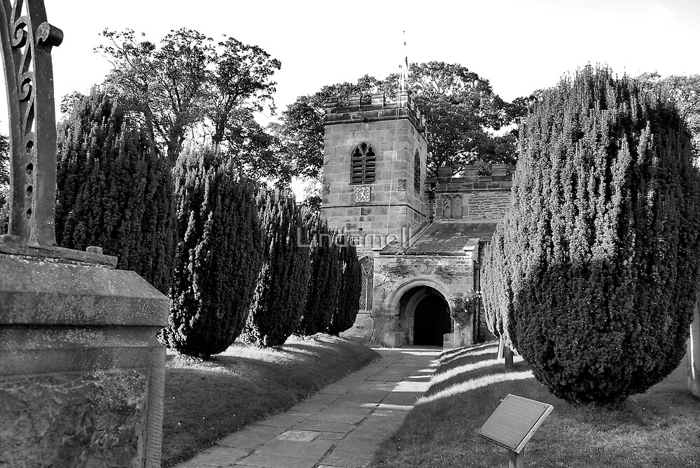 Croft Church by Lindamell