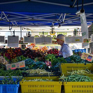 Farmers Market by macymuirhead