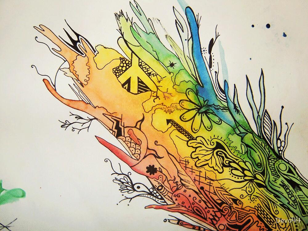 Rainbow 2 by Devo44