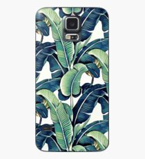 Banana Leaves Case/Skin for Samsung Galaxy