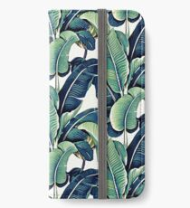 Banana Leaves iPhone Wallet/Case/Skin