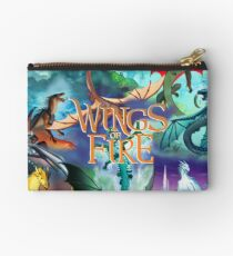 Wings of fire all dragon Zipper Pouch