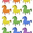 Rainbow of Unicorns by Jenn Reese