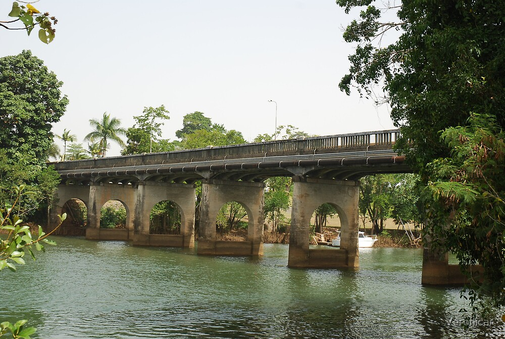 'Jubilee Bridge' Innisfail by Veronicar