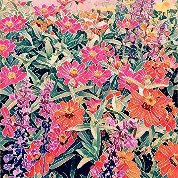 English Garden by RachelTilley