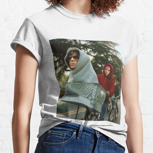 J.K. Téléphone Accueil T-shirt classique