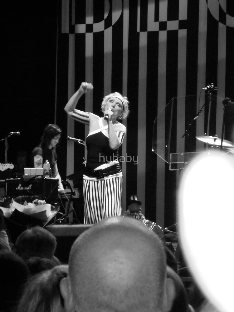 Debbie Harry by hybaby