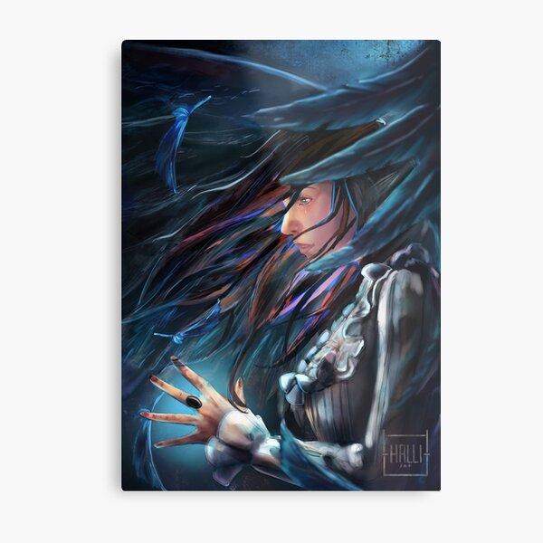 Wynonna Earp: Angel Waverly Earp Metal Print