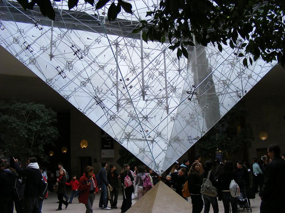 La Pyramide Inversee by MeJude