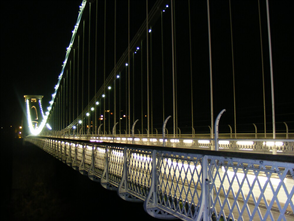 The Clifton Bridge 1 by MeJude