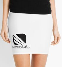 Mercury Labs - Clean Logo Mini Skirt