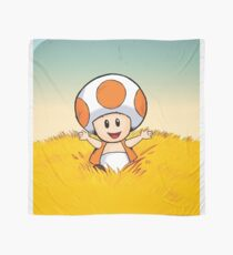 Toad Weathered the Storm Scarf