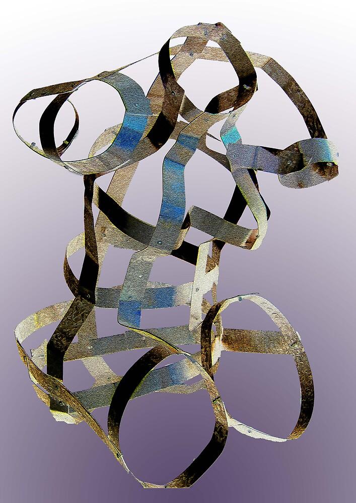 Torso sculpture by Marilyn Brown