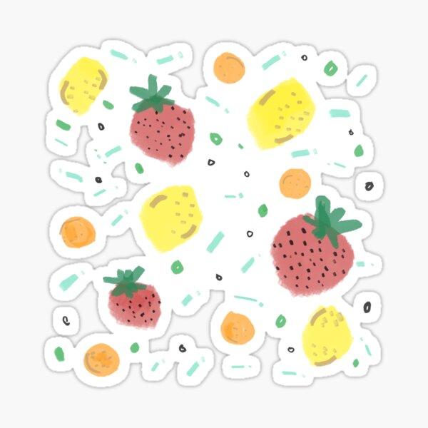 Summer Party Sticker