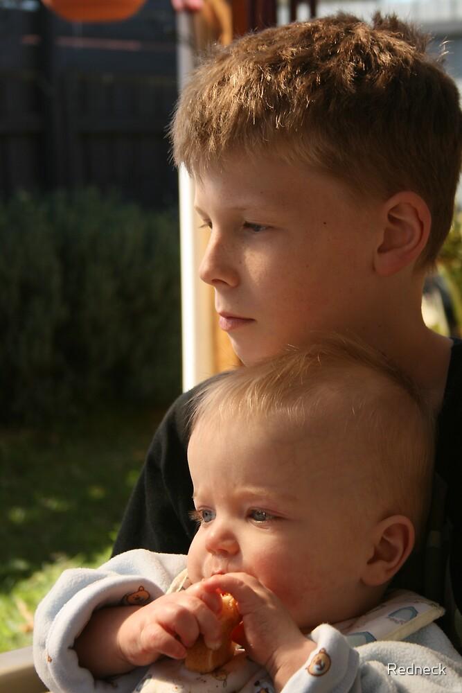 Brotherly Love by Redneck