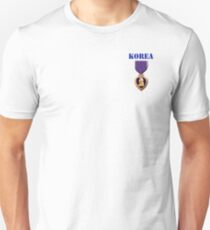 Purple Heart - Korea T-Shirt