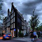 Amsterdam. Prinsengracht 154 by andreisky