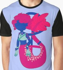 Cisgender Mermaid Graphic T-Shirt