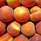 Peaches Study 1  by Robert Meyers-Lussier