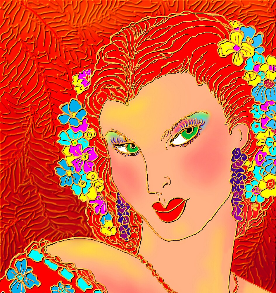 She's A Lady by luvapples downunder/ Norval Arbogast