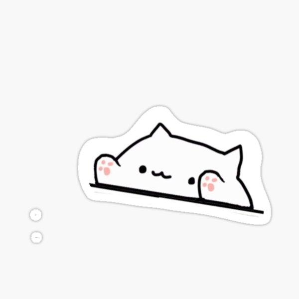 Bongo Cat! Sticker