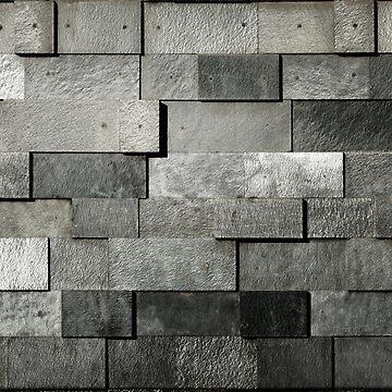 Stone Wall by davesphotoart