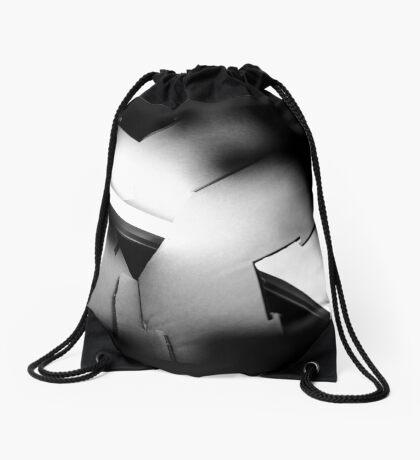 Puzzling Emotions Drawstring Bag