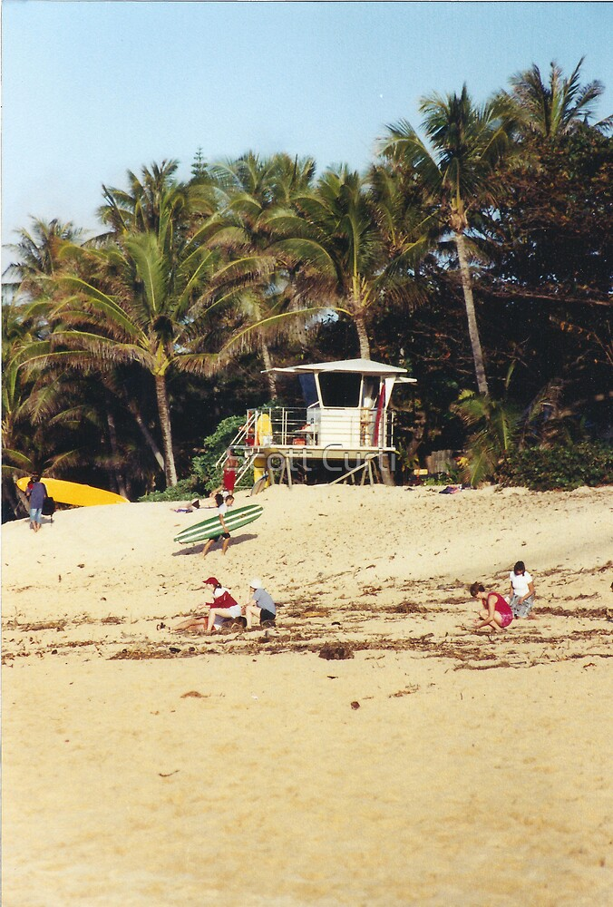 Hawaii Bay Watch by Scott Curti