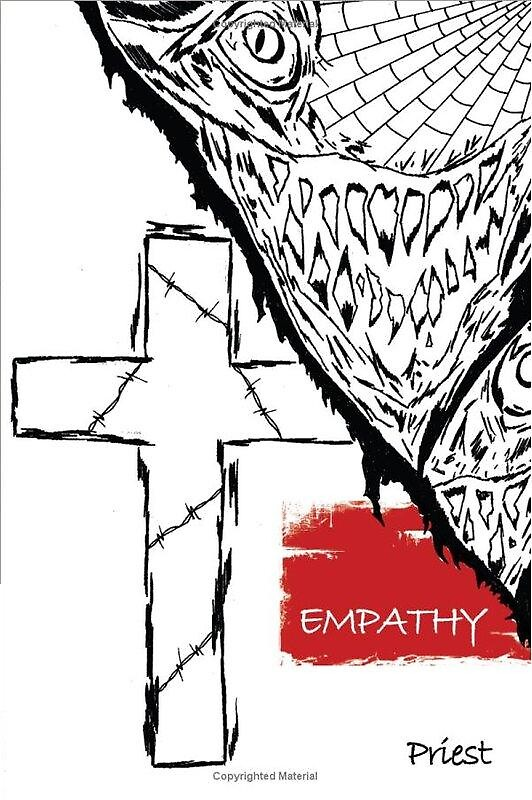 Empathy by Priest / Front Cover by PRIEST