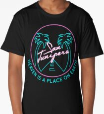 "San Junipero ""Heaven Is a Place on Earth"" Long T-Shirt"