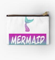Mermaid on Duty Studio Pouch