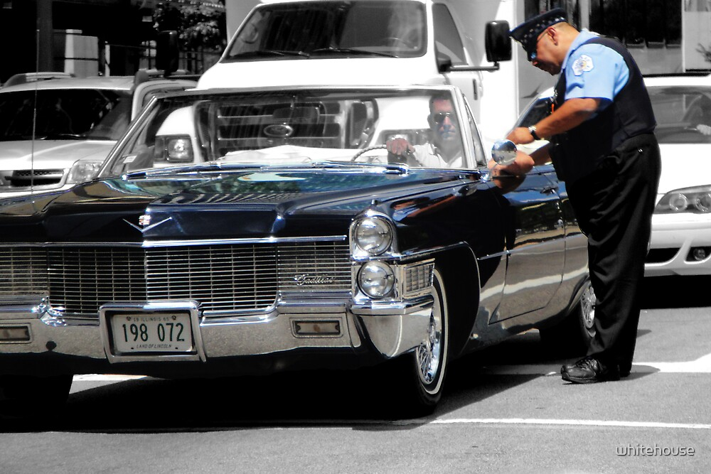 Cadillacs, Cops, & Chicago by whitehouse