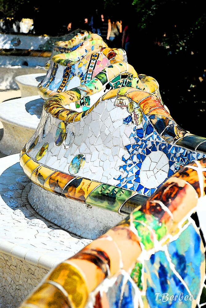 Gaudi by Tiffany-Rose