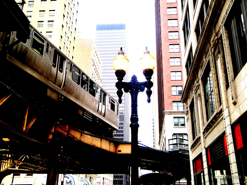 L-Train, Chicago, IL 1.2 by whitehouse