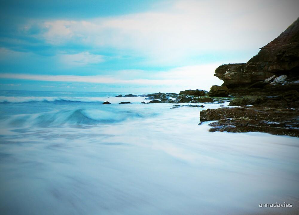 Warriewood Waves by annadavies