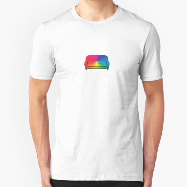 BROCKHAMPTON - Iridescence Couch Slim Fit T-Shirt