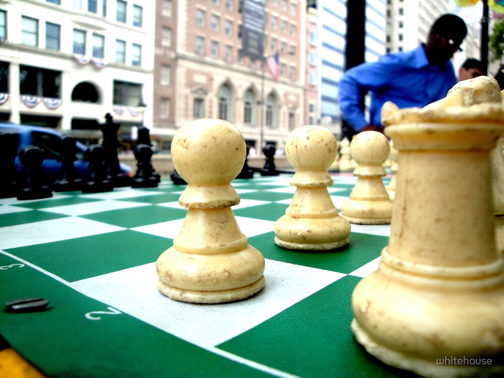 Chess, Michigan Avenue, Chicago, IL 1.0 by whitehouse