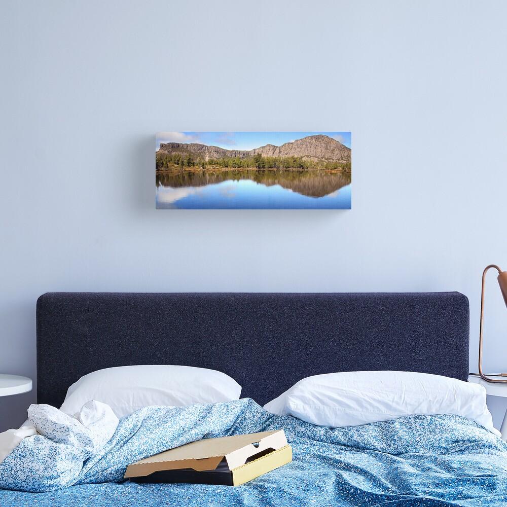 Pool of Siloam, Walls Of Jerusalem, Tasmania, Australia Canvas Print