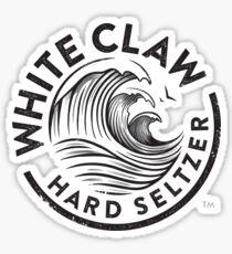 Pegatina White Claw Hard Seltzer