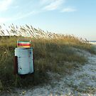 Beach Trash  by Julia Morris