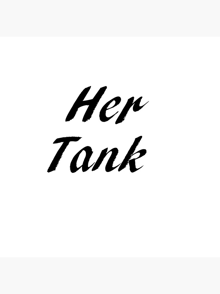 His & Hers - Her Tank by EchoTheBard