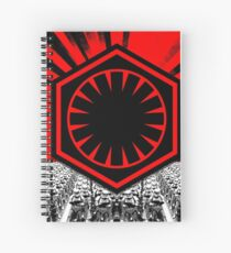 The First Order Spiral Notebook