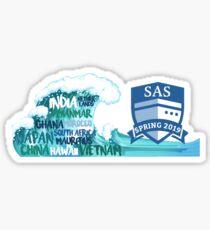 Semester at Sea Spring 2019 Sticker