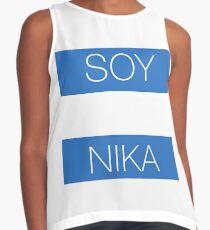 I am Nica Nika Nicaragua Contrast Tank